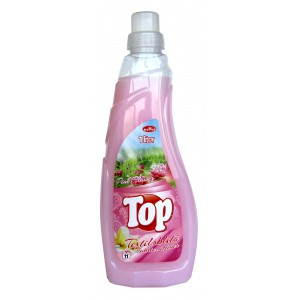 TOP textilöblítő koncentrátum Pink Flower 1L