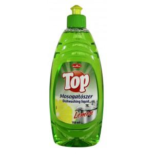 TOP mosogatószer citromos 500 ml