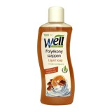 Well folyékonyszappan narancsos-csoki 1000 ml