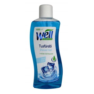Well tusfürdő blue fresh 1000 ml