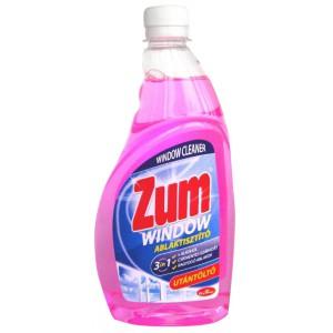 Zum ablaktisztító utántöltő 500 ml