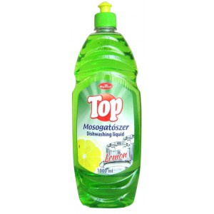 TOP washing-up liquid lemon 1000 ml