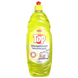 TOP washing-up liquid vinegary 1000 ml
