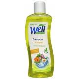 Well hajsampon hét gyógynövény 1000 ml